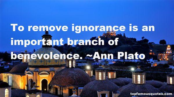 Ann Plato Quotes