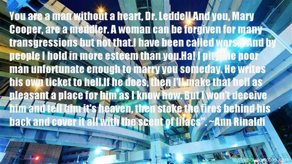 Ann Rinaldi Quotes
