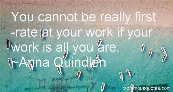 Anna Quindlen Quotes