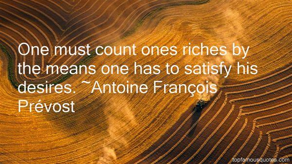 Antoine François Prévost Quotes