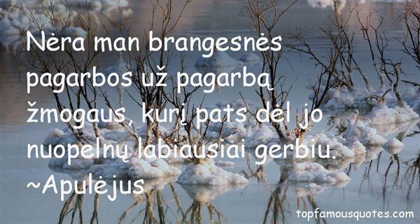 Apulejus Quotes
