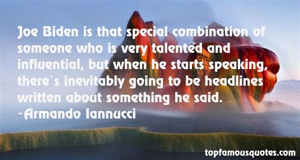 Armando Iannucci Quotes