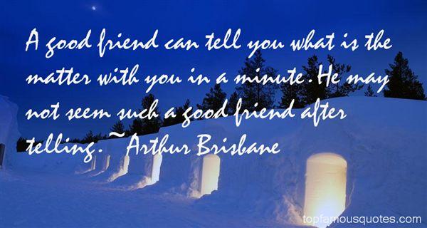 Arthur Brisbane Quotes