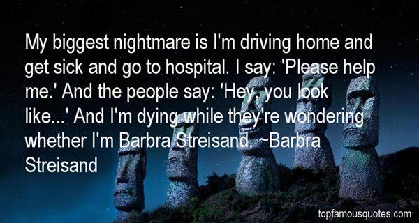 Barbra Streisand Quotes