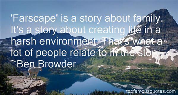 Ben Browder Quotes