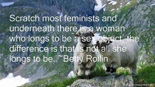 Betty Rollin Quotes