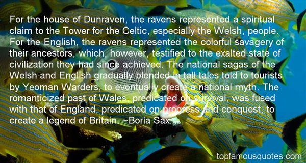 Boria Sax Quotes