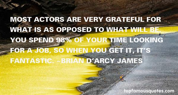 Brian D'Arcy James Quotes