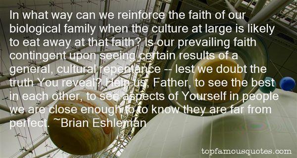 Brian Eshleman Quotes