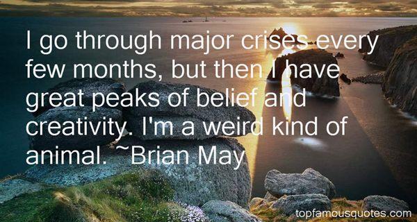 Brian May Quotes