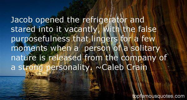 Caleb Crain Quotes