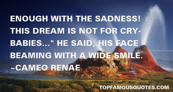 Cameo Renae Quotes