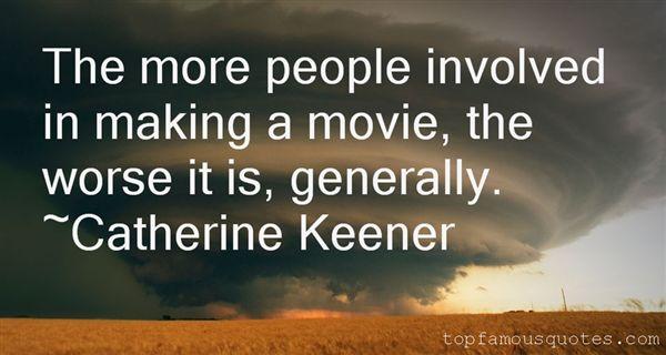 Catherine Keener Quotes