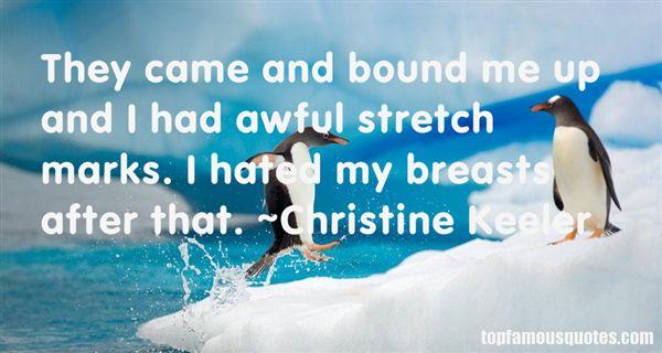 Christine Keeler Quotes