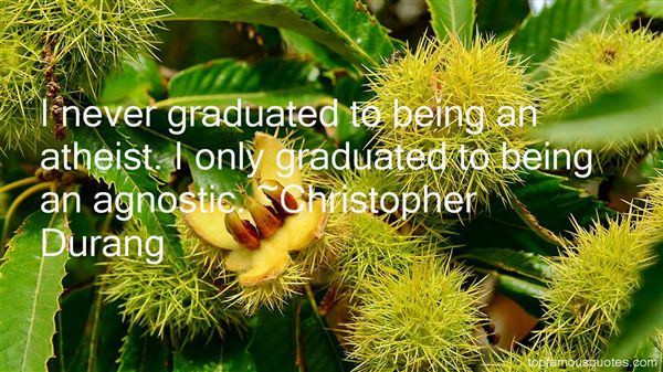Christopher Durang Quotes