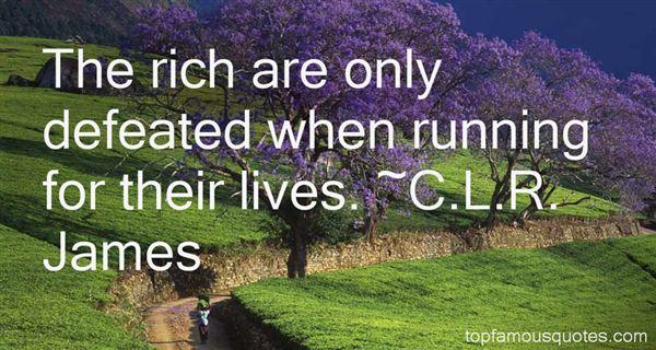 C.L.R. James Quotes