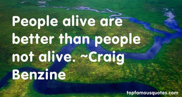 Craig Benzine Quotes