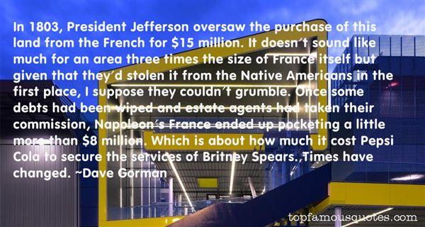 Dave Gorman Quotes