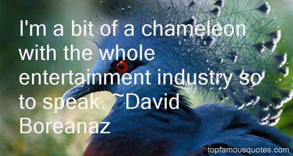 David Boreanaz Quotes