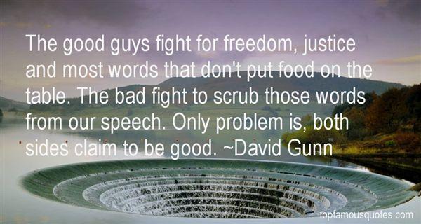 David Gunn Quotes