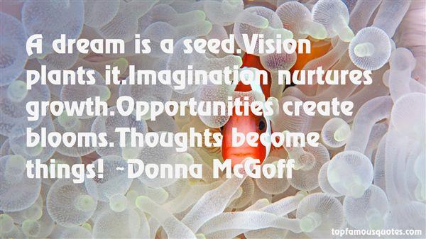 Donna McGoff Quotes