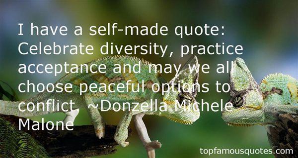 Donzella Michele Malone Quotes