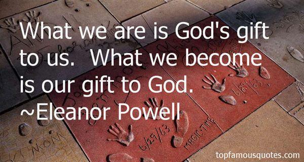 Eleanor Powell Quotes