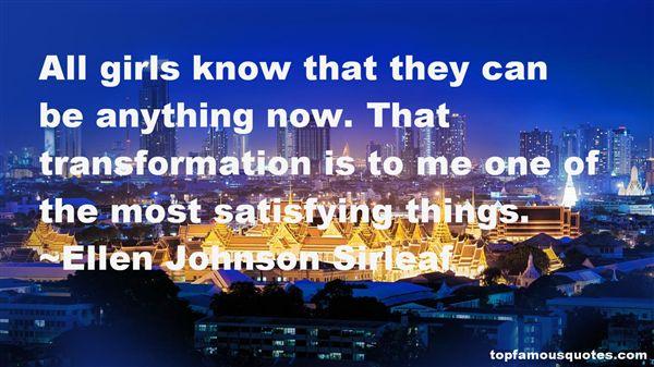 Ellen Johnson Sirleaf Quotes