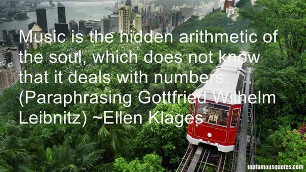 Ellen Klages Quotes