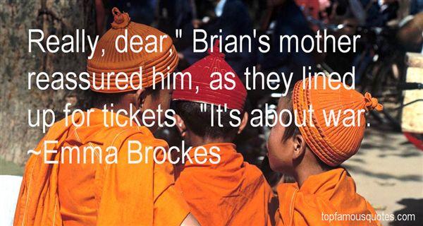 Emma Brockes Quotes