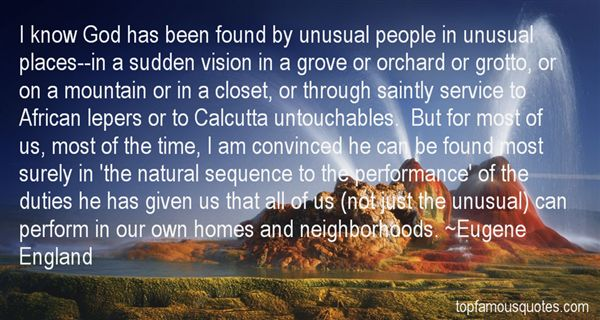 Eugene England Quotes