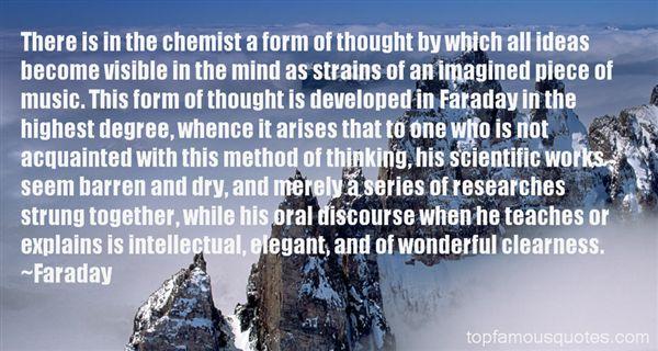 Faraday Quotes