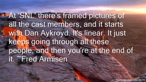 Fred Armisen Quotes