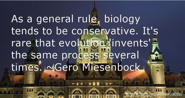 Gero Miesenbock Quotes