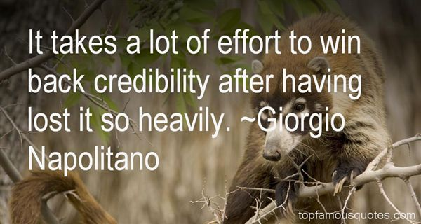 Giorgio Napolitano Quotes