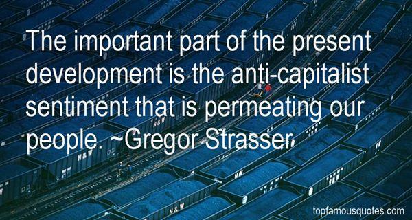 Gregor Strasser Quotes
