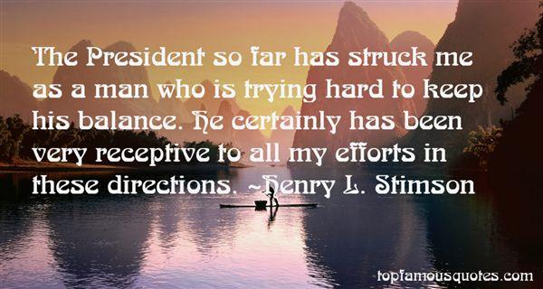 Henry L. Stimson Quotes