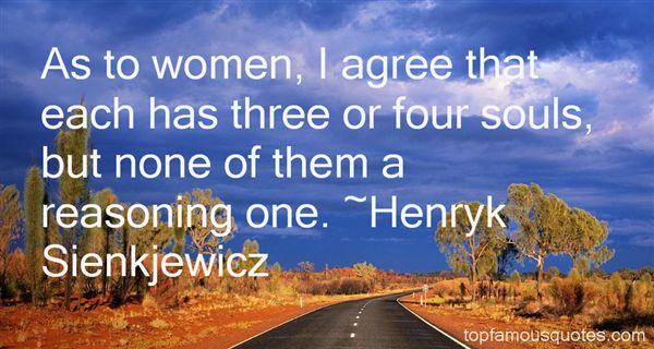 Henryk Sienkjewicz Quotes