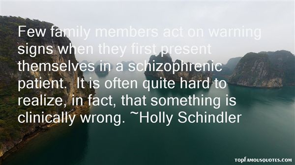 Holly Schindler Quotes