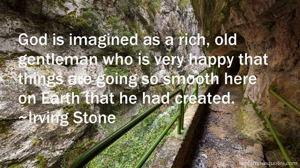 Irving Stone Quotes