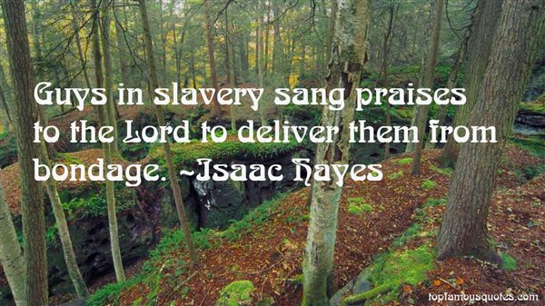 Isaac Hayes Quotes