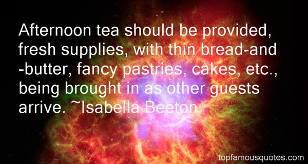 Isabella Beeton Quotes