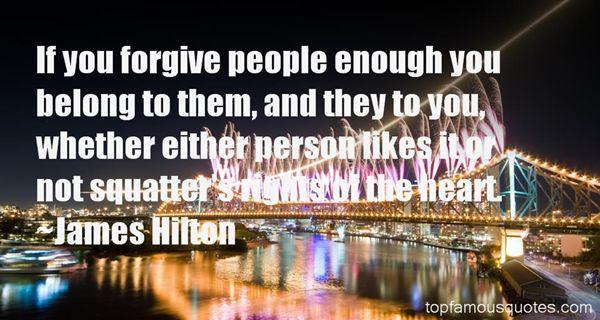 James Hilton Quotes