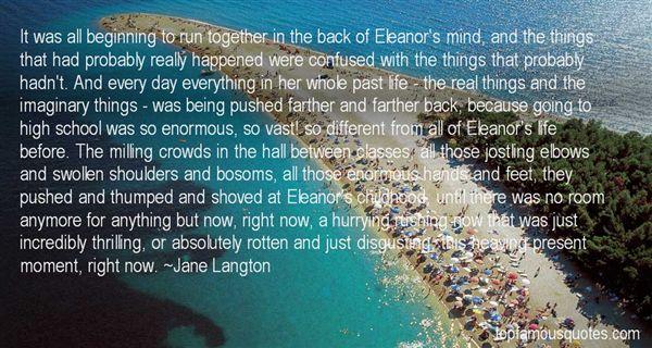 Jane Langton Quotes