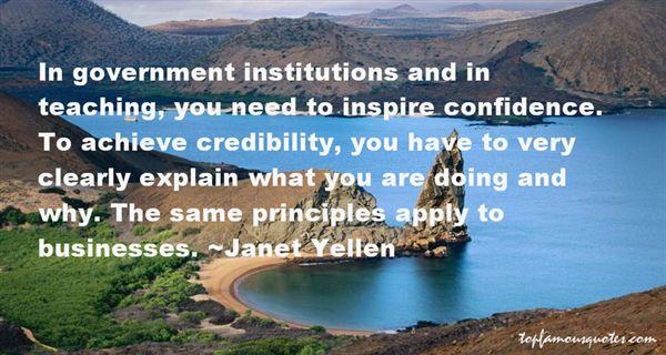 Janet Yellen Quotes
