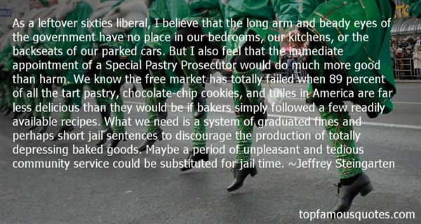 Jeffrey Steingarten Quotes