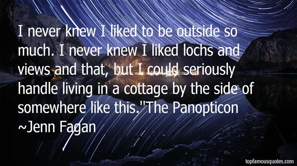 Jenn Fagan Quotes