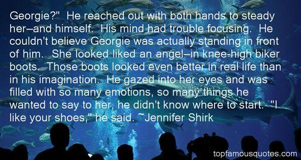 Jennifer Shirk Quotes