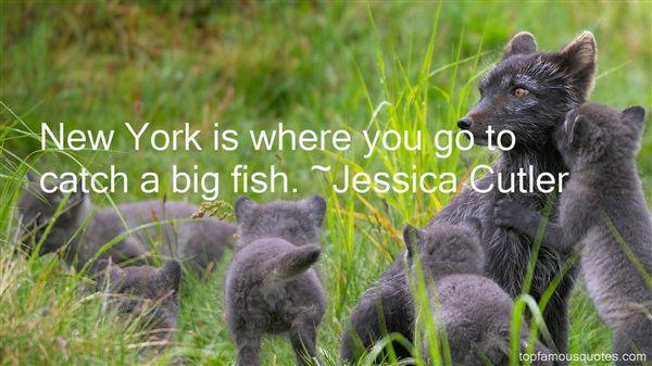 Jessica Cutler Quotes
