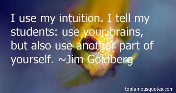 Jim Goldberg Quotes